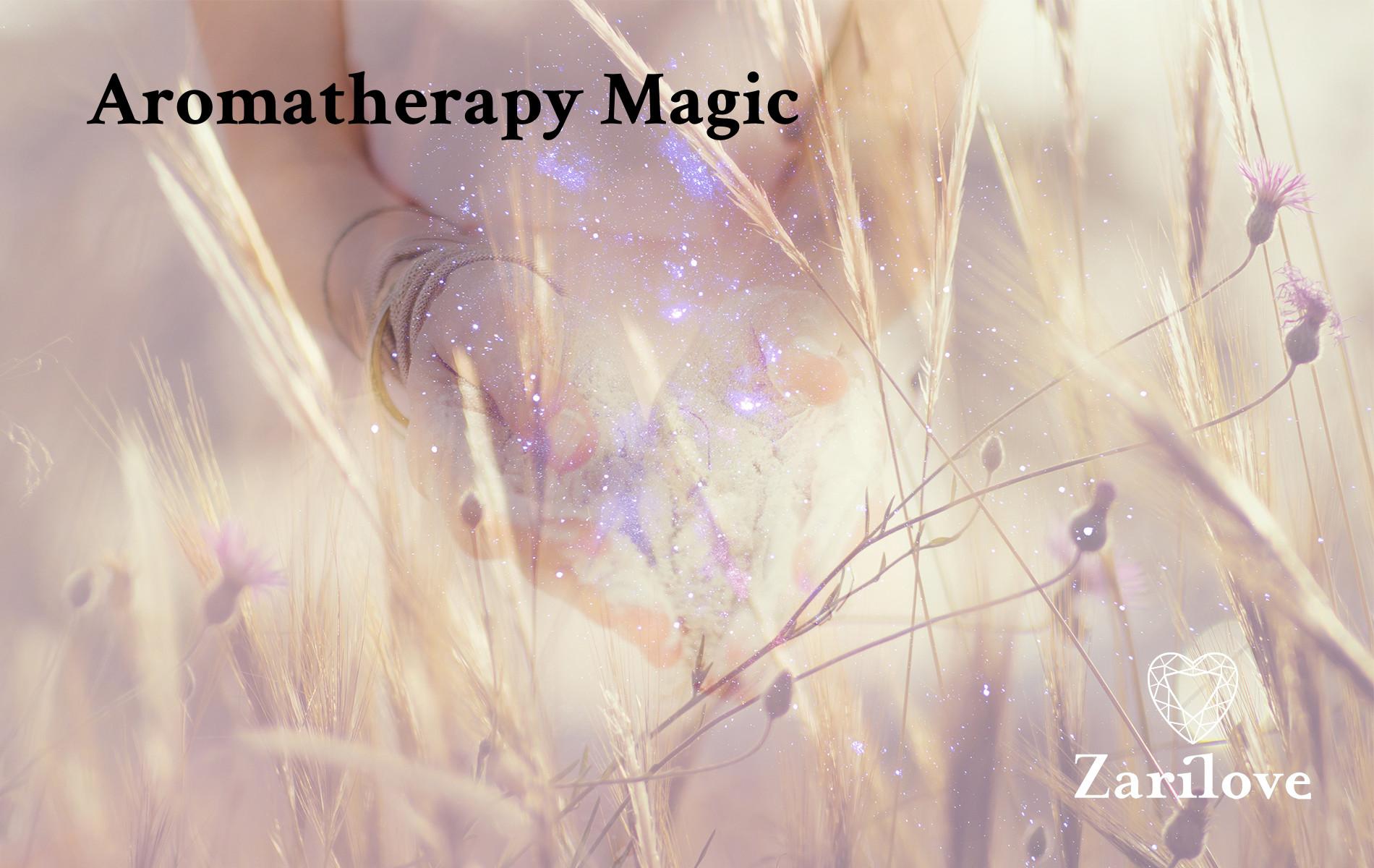 Aromatherapy Banner Zarilove