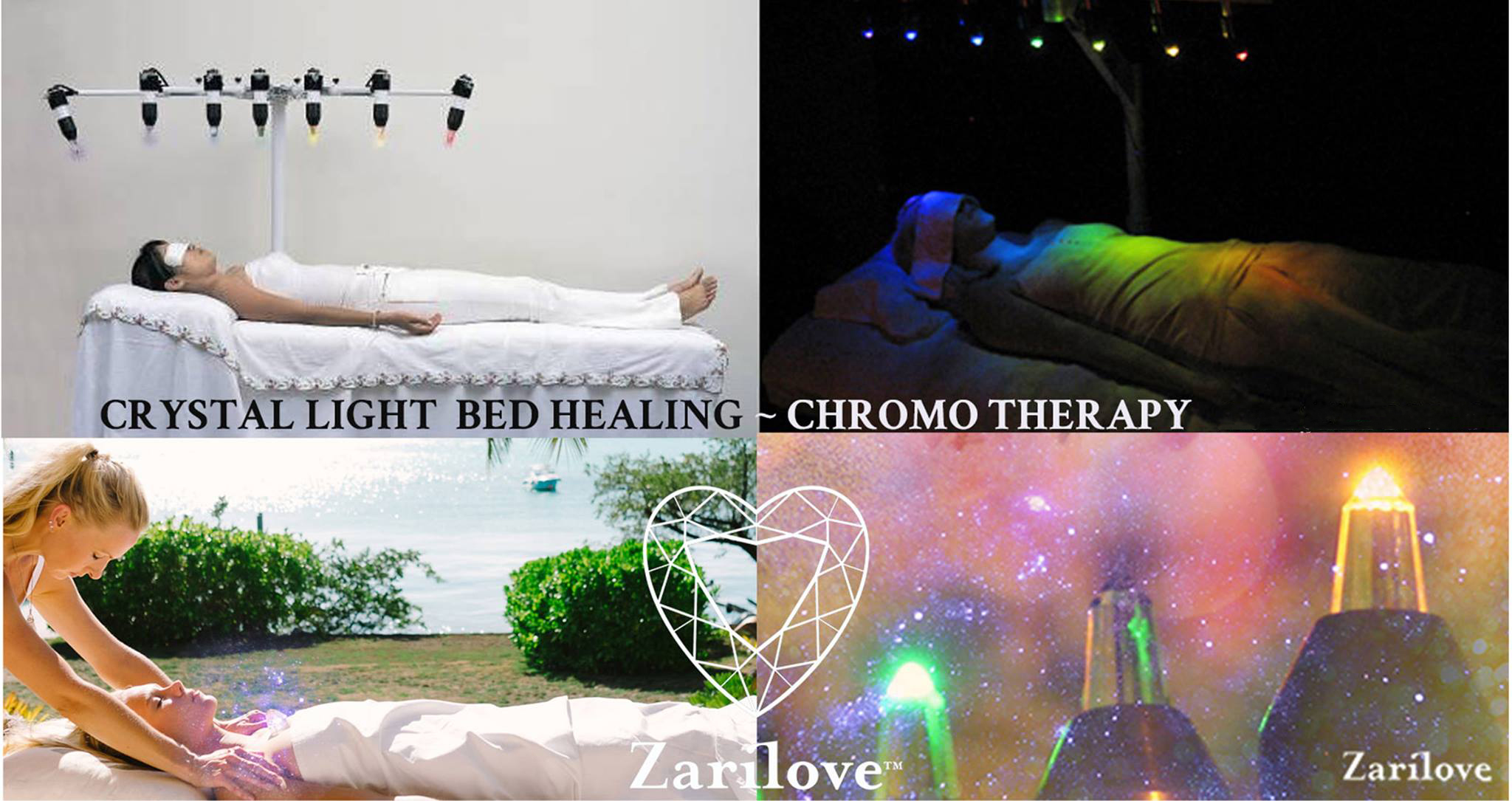 Crystal Light Bed, Energy Healing & Massage Event. Manchester. UK