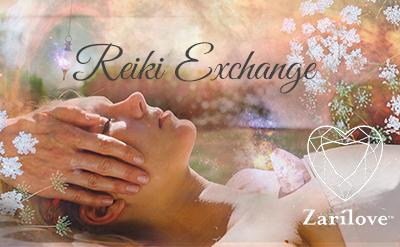 Reiki Exchange (For Reiki level 1 attuned healers)
