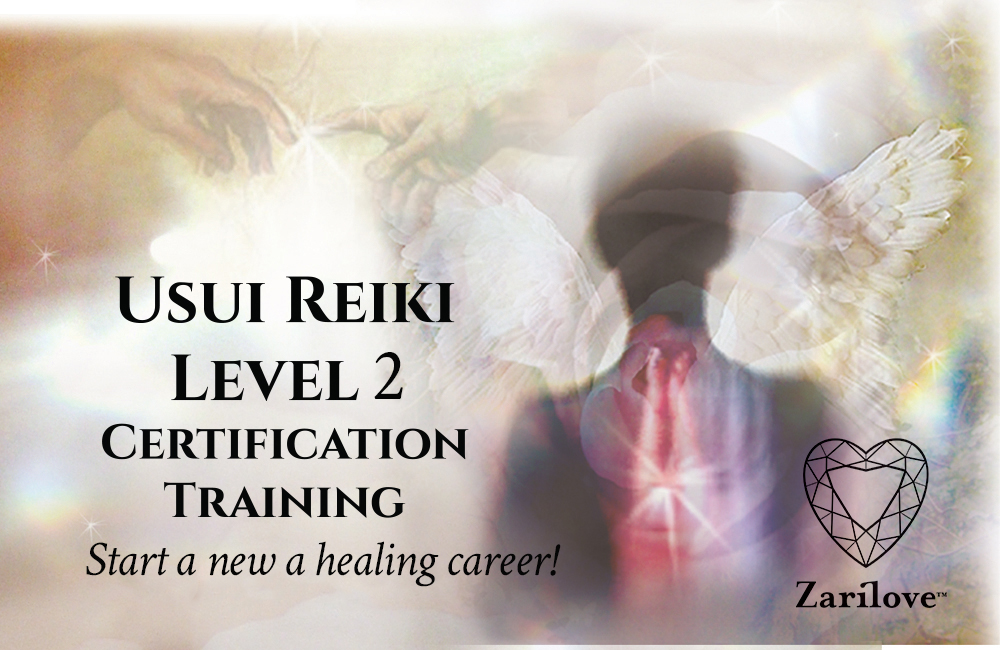 Reiki 2 Practitioners Level - Certification Training. Manchester. UK