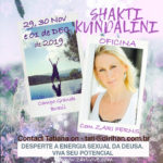 SHAKTI KUNDALINI Women's Awakening Workshop. BRAZIL