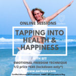 TAPPING INTO HEALTH AND HAPPINESS - WITH EFT